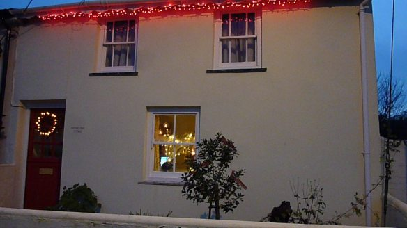 It's Christmas at Michaelmas Cottage!
